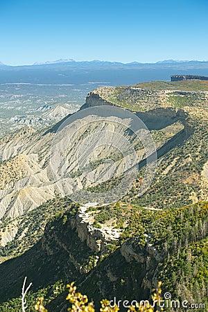 Long View Mesa Verde