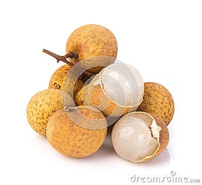 Free Longan Fruit On A Background Stock Photo - 32629930