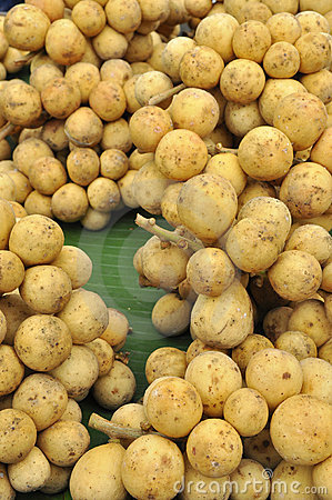 Longan fruit, Thailand fruit