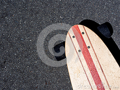 Longboard background