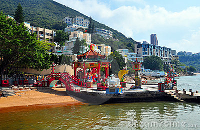 The longevity bridge, hong kong Editorial Stock Photo