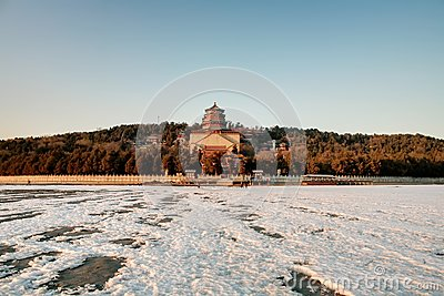 Longevity Hill winter