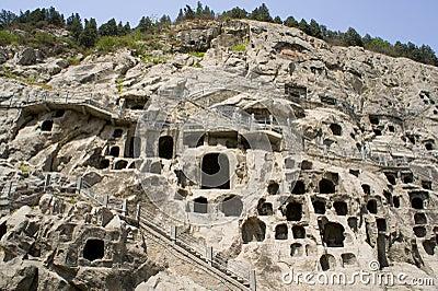The Longmen Grottoes(part)