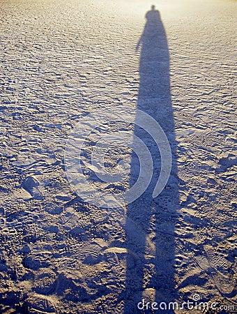 Longue ombre