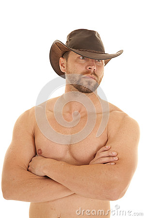 Looking Bare Chest Royalty Free Stock Image - Image: 28097746