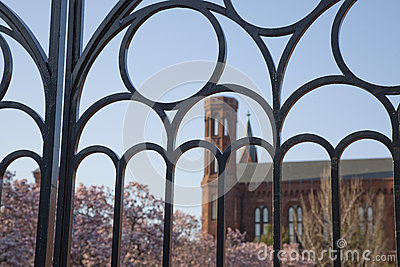 Springtime through the Iron Gate--Smithsonian Institution