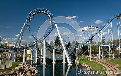 Loop Rollercoaster