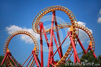 Looping Roller Coaster