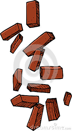 Free Loose Bricks Stock Photos - 33361393
