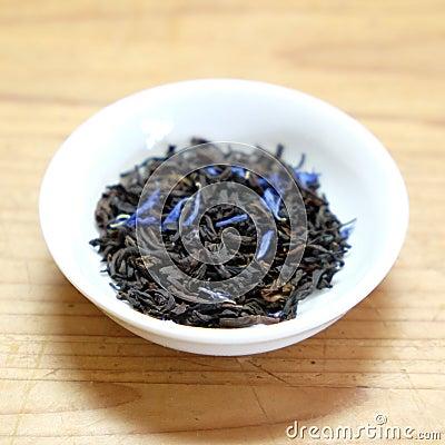 Free Loose Leaf Tea - Earl Grey Cream Stock Images - 74159374