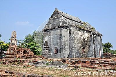 Lop Buri, Thailand: Temple Ruins