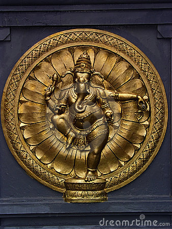 Free Lord Ganesha Stock Photos - 1489543