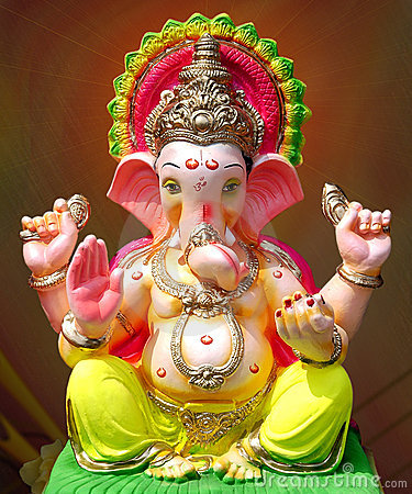 Free Lord Ganesha Stock Images - 6521364