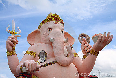 Lord Ganesha - God of Good Luck
