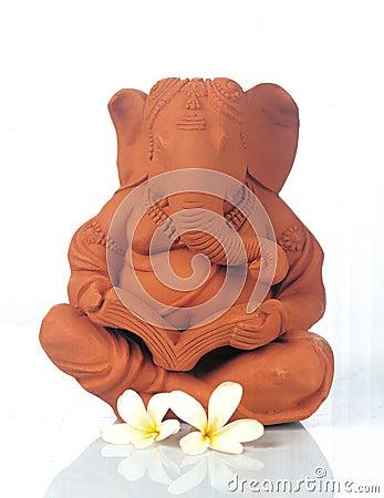 Lord Ganesha - God of Good Luck