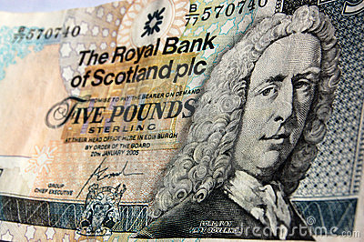 Lord Islay Scottish banknote