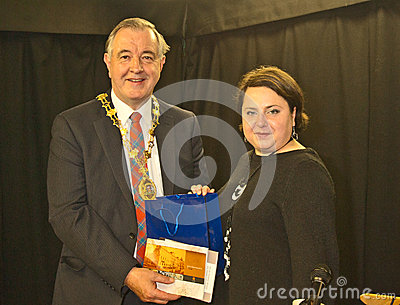 Lord Provost of Inverness Editorial Photo