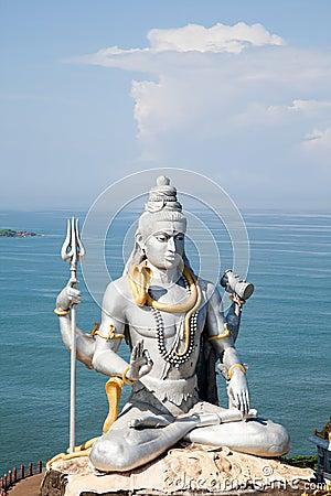 Free Lord Shiva Idol Stock Photo - 21994400