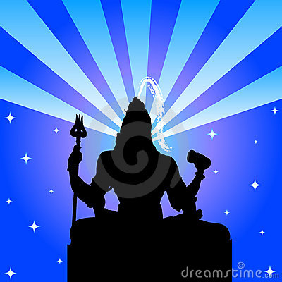 Lord Shiva - The Indian God