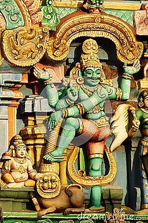 Lord Shiva s guard