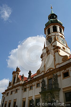 Loreta Sanctuary. Prague