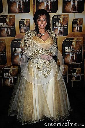 Loretta Lynn Editorial Image
