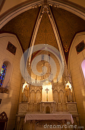 Free Loretto Chapel Stock Images - 45363574