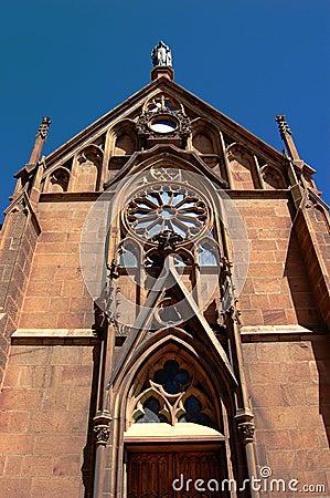 Free Loretto Chapel - Exterior Stock Photos - 20075653