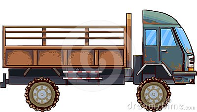 Lorry Royalty Free Stock Image - Image: 24610996