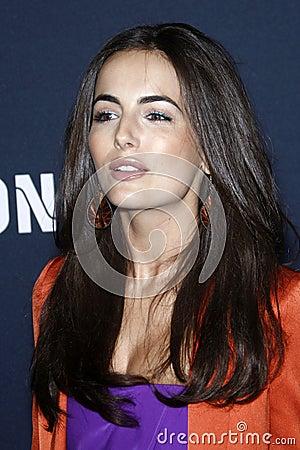Belleza de Camila Foto de archivo editorial