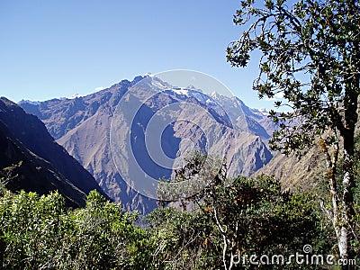 Los Andes en el rastro del inca