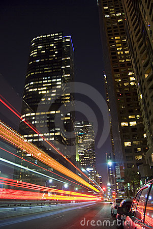 Free Los Angeles City Lights Stock Photo - 6037180