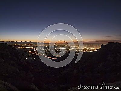 Los Angeles Dawn