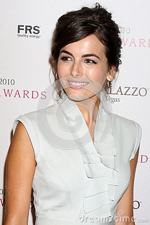 Camilla Belle Editorial Image