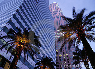 Los Angeles - Downtown Office Buildings