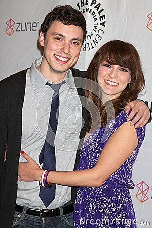 John Francis Daley Girlfriend 2012 carla gallo sarah paulson