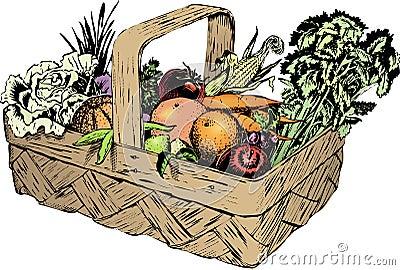 Los años 50 de la vendimia cosechan la cesta