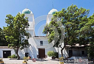 Los Domenicos Church Santiago do Chile