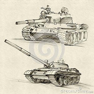 Los tanques soviéticos