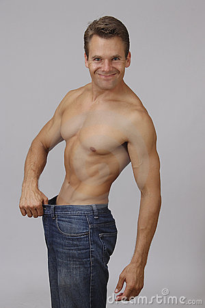 Lose Weight, Get Lean Stock Photo - Image: 11060150