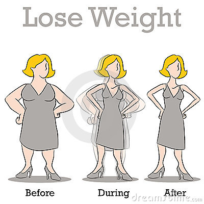 Lose Weight Woman