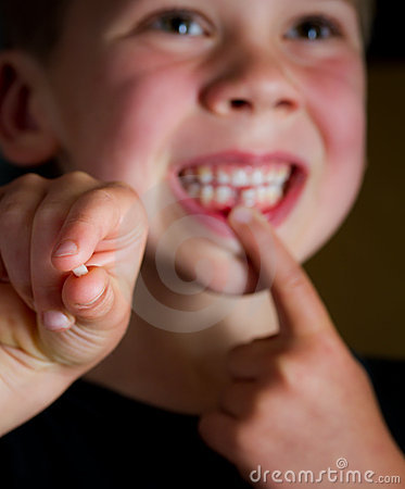 Free Losing First Tooth Stock Images - 19848974