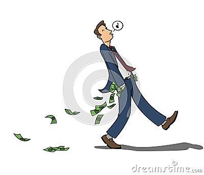 Losing Money Stock Ima... Goat Animation