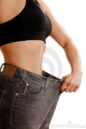Free Losing Weight Royalty Free Stock Image - 1894626