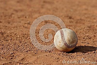 Lost baseball