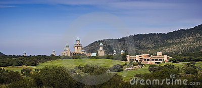 Lost City Golf Course, Sun City - Panoramic