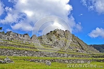 """Lost City of the Incas"""" - Machu Picchu (Peru)"""