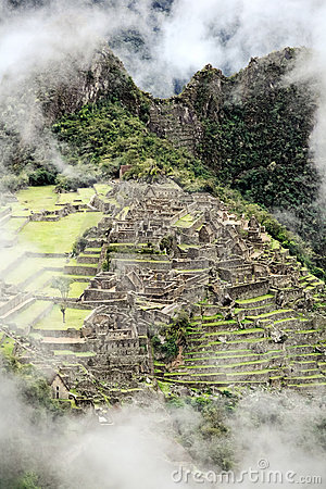 Lost City of Machu Picchu - Peru