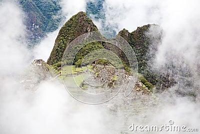 Lost City of Machu Picchu - Peru