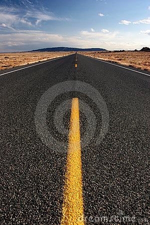 Free Lost Highway Stock Image - 402341